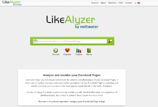 Online Marketing Tools - LikeAlayzer