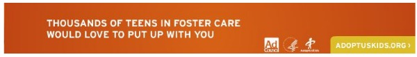 Creating Effective Banner Ads - foster care