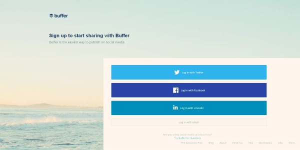Content Discovery Tools - Buffer