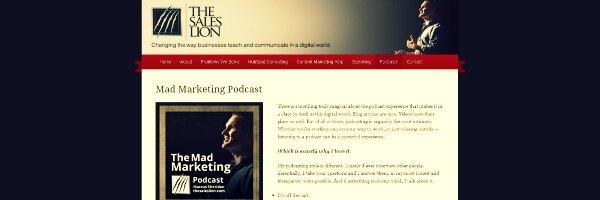 Mad Marketing Podcast