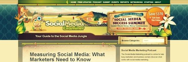Scocial Media Marketing Podcasts