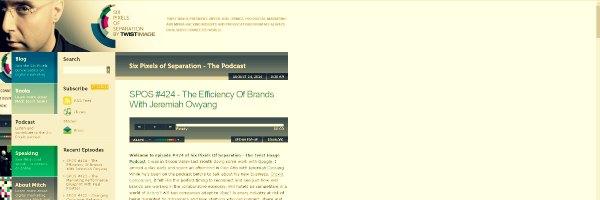 Six Pixels - Marketing Podcasts