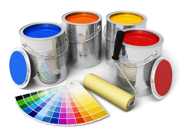 Your Landing Page - Cans with Colors