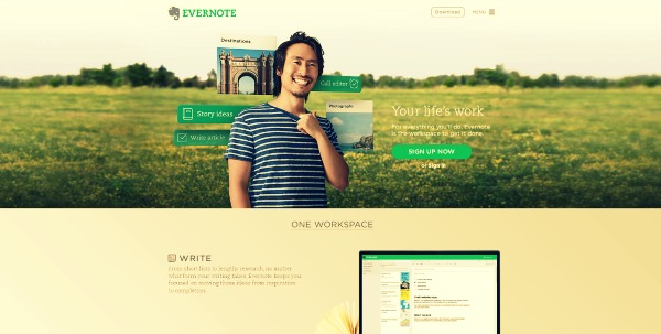 How to Write - EverNote
