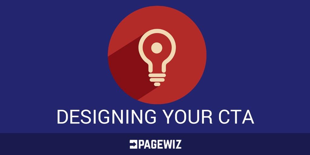 Designing CTA Button