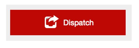Desining a CTA - Disptch