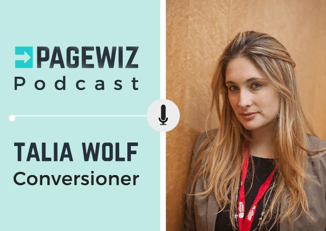 Podcast Talia Wolf