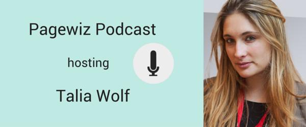 Talia Wolf Podcast
