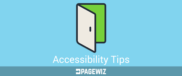 Accessibility-Tips