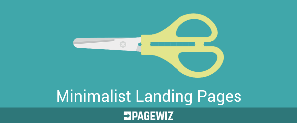 Minimalist Landing Pages
