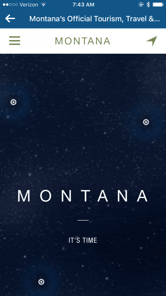 Montana Landing Page for CRO Mistakes