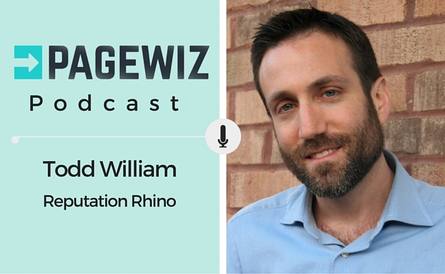 Pagewiz Podcast Todd William