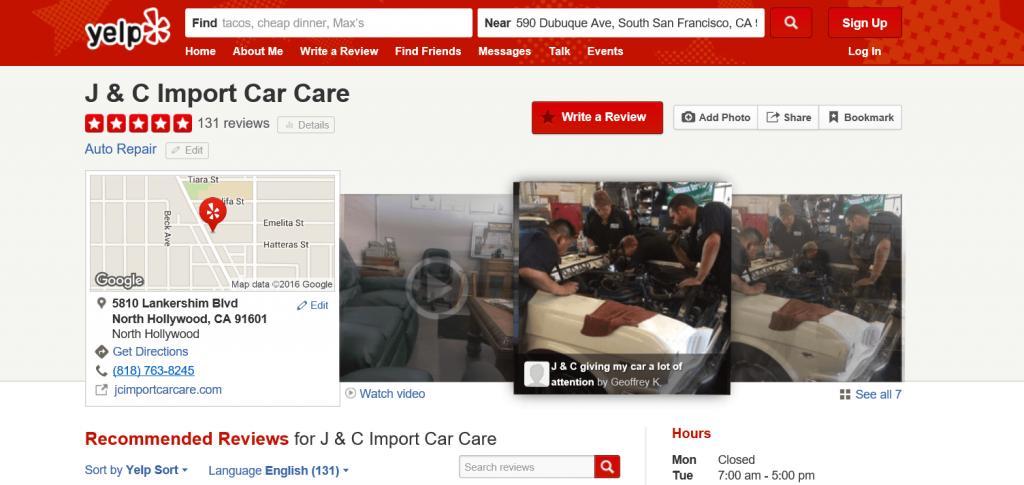 J-C-Import-Car-Care Yelp