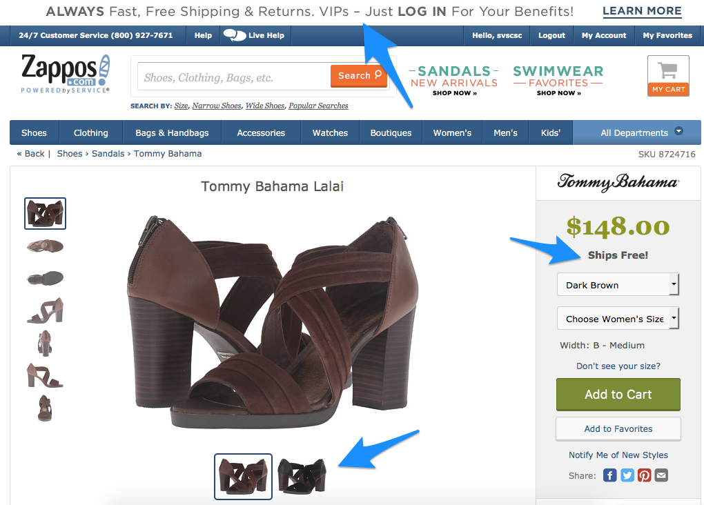 how to create a website to sell items for free