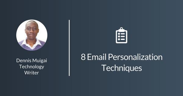 Pagewiz Writers(1) email personalization