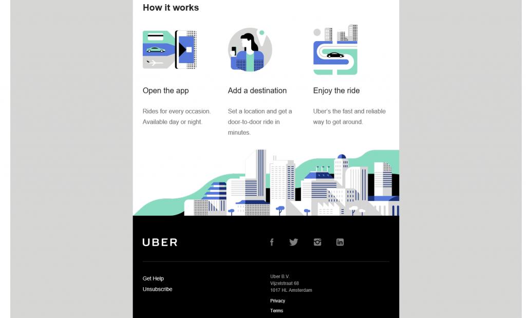 Uber Welcome 2