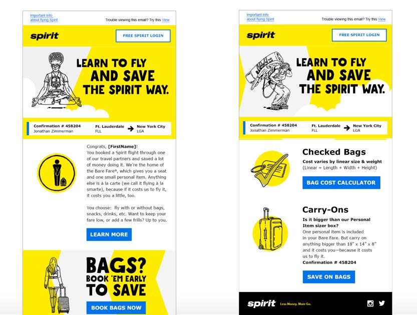 Spirit New Flier Education Email Thumbnails REV