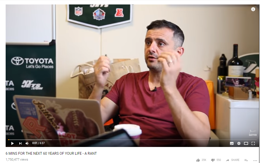 Video - Gary Vaynerchuck