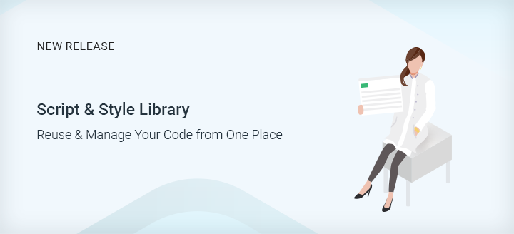 Script library Pagewiz new feature