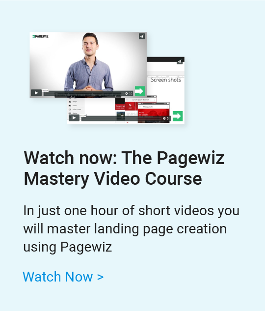 Paegwiz course mobile banner